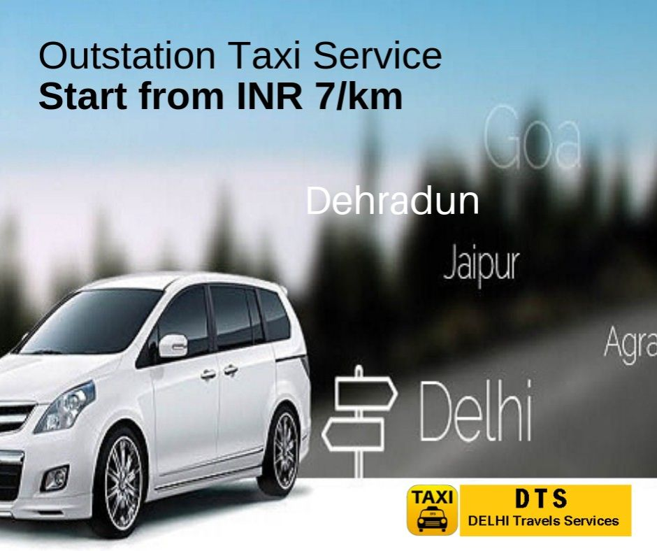 Outstation Taxi Service Start from INR 7/km. Book Now