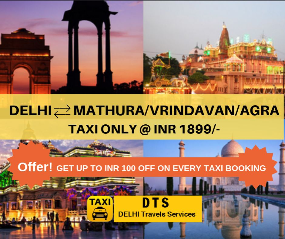 Taj Mahal Tour with Delhi Travels Service