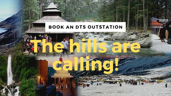 Go on a perfect Summer vacation tour to the hills around Dehradun with Dts Outstation