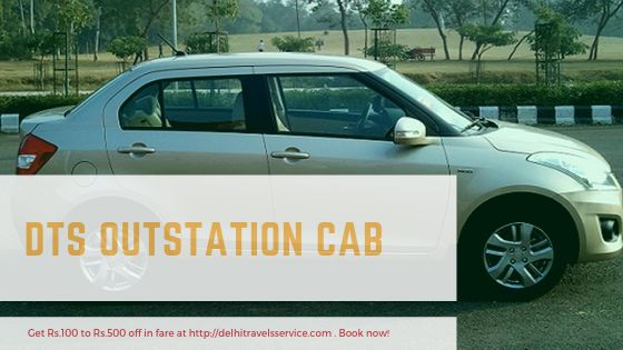 Best Taxi Service in Noida. Get Rs. 100 to Rs.500 off on Outstation cab. Book Now!